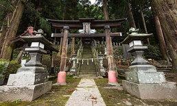 พาไปดู ศาลเจ้าที่เล็กที่สุดในญี่ปุ่น!