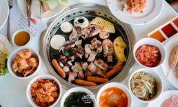 Iteawon Korean BBQ Buffet ส่งตรงจากเกาหลี หมดนี่แค่ 299!