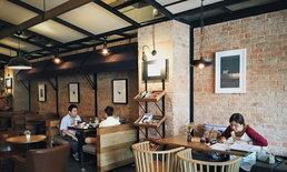 Casa Lapin ร้านกาแฟสุดเก๋ในสไตล์.. Industrial Loft