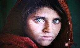 """สบตาผู้คนผ่านผลงานแห่งชีวิต ที่ """"A Lifetime of Work Exhibition by Steve McCurry"""""""