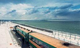 เพลิดเพลินไปกับทิวทัศน์อุทยานแห่งชาติทั่วญี่ปุ่น จากรถไฟไร้กระจก 3 เส้นทาง
