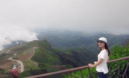 """เสาร์อาทิตย์หน้าฝนก็เที่ยวได้ ตามล่าทะเลหมอก3ภู """"ภูทับเบิก-ภูแผงม้า-ภูหินร่องกล้า"""" ตอนที่ 2"""
