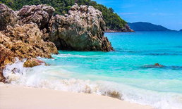 เกาะหัวใจมรกต เกาะตาฟุ๊ก เกาะย่านเชือก รีวิวทะเลพม่าแบบจัดเต็มภายในวันเดียว