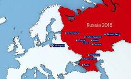 แบกเป้ไปดูบอลโลกที่รัสเซียแบบไม่ง้อทัวร์ (ตอนที่ 3)