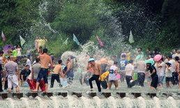 พาไปเที่ยว สงกรานต์เพื่อนบ้าน เปลี่ยนบรรยากาศเล่นน้ำให้ฉ่ำปอด!
