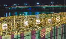 พาเที่ยวอุโมงค์เทียนอุบลราชธานี แลนด์มาร์คแห่งใหม่ในช่วงวันอาสาฬหบูชานี้!