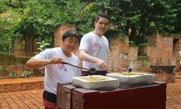 """""""เปิด ลาน สัทธา"""" กรุ่นกลิ่นไทย สุขใจ ที่ ณ สัทธา อุทยานไทย"""