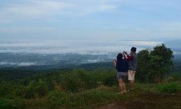 เที่ยวภูหินร่องกล้า ชมหมอกหนาปกคลุมตัวอำเภอนครไทย