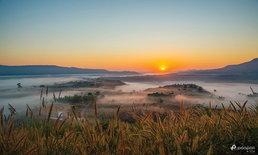 10 ที่เที่ยวทั่วไทยปลายฝนต้นหนาว ช่วงเวลาที่ธรรมชาติสวยงามสุดๆ