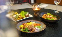 """""""Thara Taste of Thai"""" ที่สุดแห่งอาหารไทยจากปลายจวักของเชฟมิชลินสตาร์อายุน้อยที่สุดในไทย!"""