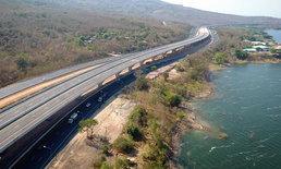 มอเตอร์เวย์บางปะอิน-นครราชสีมา ว่าที่ถนนลอยฟ้าที่สวยที่สุดในเมืองไทย!