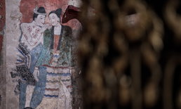 จิตรกรรมวัดภูมินทร์ สมบัติล้ำค่าของวงการศิลปะไทย
