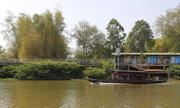 หลีกหนีความวุ่นวาย ล่องเรือสบายๆ ที่แม่น้ำปราจีน