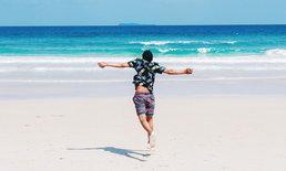 เที่ยวหาดทุ่งวัวแล่น หาดทรายสวย น้ำใส แม้ไม่ได้ออกเรือไปเที่ยวเกาะ
