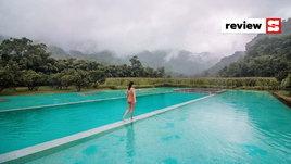พาไปชมสระว่ายน้ำกลางหุบเขาและสายหมอก @Avatar Miracle บ้านไร่ อุทัยธานี