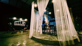 Warehouse Cafe' 360 คาเฟ่ในโกดังเก่า ดิบๆ เท่ๆ มุมถ่ายรูปใหม่ขอนแก่น