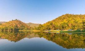 5 อ่างเก็บน้ำสวย ๆ ในไทย ที่น่าพาแก๊งเพื่อนซี้ไปแคมป์ปิ้งกันแบบชิล ๆ