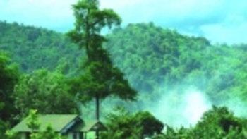 ค่ายอนุรักษ์สิ่งแวดล้อม Teacher Camp บ้านไร่ จ. อุทัยธานี