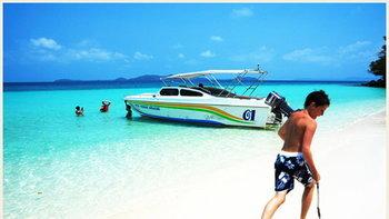 เกาะช้าง จังหวัดตราด ชายหาดสวย ดำน้ำดูปะการัง ทะเลในอ่าวไทย