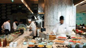 5 ห้องอาหารสุดอร่อยในโรงแรมใจกลางเมือง