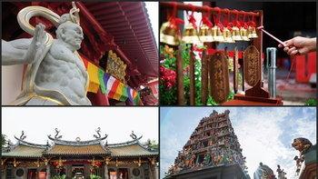 เสริมดวงรับตรุษจีนใน '9 วัดดัง..ประเทศสิงคโปร์'