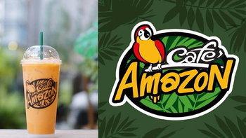 Cafe Amazon จัดโปรคลายร้อน แก้วที่ 2 ลด 50%