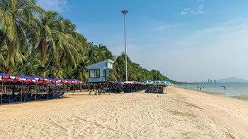 ประกาศปิดชายหาดบางแสน ยับยั้งการแพร่ระบาด COVID-19