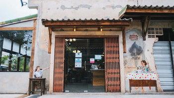 """Markoff"" – Behind The Wall Khon Kaen ร้านกาแฟสวยเปิดใหม่ใจกลางเมืองขอนแก่น"