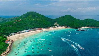 เกาะล้านเปิดให้เข้าเที่ยวและพักค้างคืนกันแล้วตั้งแต่วันนี้เป็นต้นไป