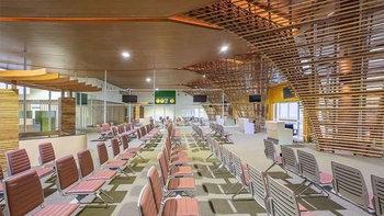 เปิดภาพความสวยงามสนามบินเบตง ก่อนเปิดอย่างเป็นทางการปลายปีนี้