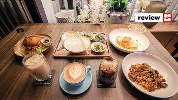 รีวิวเมนูลับ THE COFFEE CLUB ที่นี่ไม่ได้มีดีแค่กาแฟ