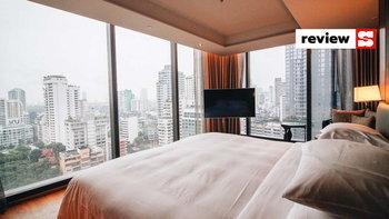Hyatt Regency Bangkok Sukhumvit ที่สุดแห่งความหรูหราครบวงจรใจกลางย่านสุขุมวิท