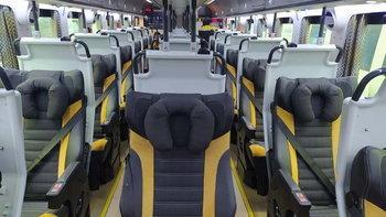 เผยโฉม รถทัวร์ First Class รุ่นใหม่ล่าสุดจากนครชัยแอร์ รับมาตรการ Social Distancing