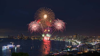เทศกาลพลุเมืองพัทยา 2563 จัดเต็มดูฟรีตลอดงาน! ปลายเดือนพฤศจิกายนนี้