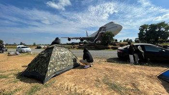 กางเต็นท์บนลานจอดเครื่องบิน! @แอร์เพลน พาร์ค วังน้ำเขียว มิติใหม่แห่งวงการกางเต็นท์