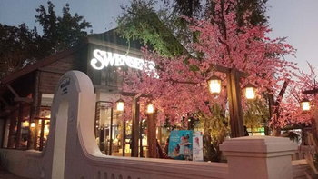 เผยภาพร้านสเวนเซนส์ที่สวยงามที่สุดของเมืองไทย ที่สาขากาดน่าน