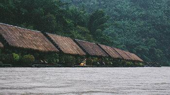 กาญจนบุรีคลายล็อคเปิดโรงแรมและรีสอร์ทต่างๆ เข้าพักได้ตามปกติ