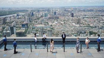 คิง เพาเวอร์ มหานคร กลับมาเปิดให้บริการจุดชมวิวดาดฟ้าที่สูงที่สุดในประเทศไทยอีกครั้ง