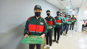 The Pizza Company จัดโปร 1 แถม 1 ส่งตรงถึงบ้าน!