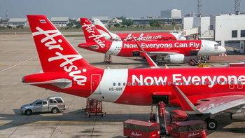 โปรแรงแห่งปี! Air Asia ปล่อยโปร 0 บาท ต้อนรับการกลับมาของการท่องเที่ยว