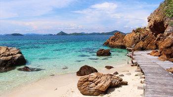 """รีวิว One Day Trip """"เกาะขาม"""" มัลดีฟส์เมืองไทยที่แท้จริง!!"""