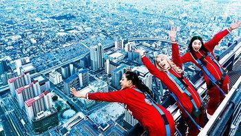 ท้าให้ลองกับจุดชมวิวสุดเสียว EDGE THE HARUKAS ที่ตึกสูงที่สุดในญี่ปุ่น Abeno Harukas