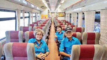 รถไฟสายใหม่ กรุงเทพ-สัตหีบ ไปเกาะล้าน เกาะแสมสาร เกาะขาม ได้แบบสบายๆ