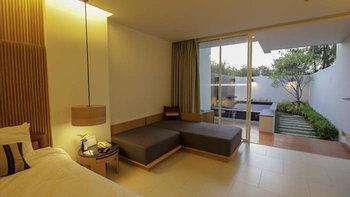 เล่นน้ำแบบส่วนตัวในโซนเปิดใหม่ Pool Villa @Mida De Sea Huahin