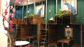 Lhong Tou Cafe (หลงโถวคาเฟ่) คาเฟ่จีนร่วมสมัยดีไซน์สุดเฉียบ!