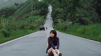 """เส้นทางแห่งความสุข """"ถนนลอยฟ้า 1256"""" ปัว – บ่อเกลือ"""