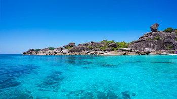 เกาะสิมิลันเปิดให้ท่องเที่ยวแล้ว! ไปสัมผัสสวรรค์กลางทะเลอันดามันกัน