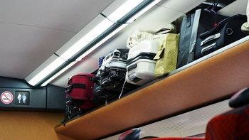 กฎใหม่สำหรับกระเป๋าเดินทางเกินขนาดบนรถไฟชินคันเซ็น