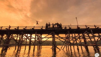 แจกแพลนเที่ยว กาญจนบุรี 3 วัน 2 คืน