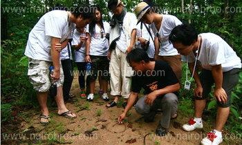 เปิดประสบการณ์จากห้องเรียนธรรมชาติ ที่ป่าห้วยขาแข้ง